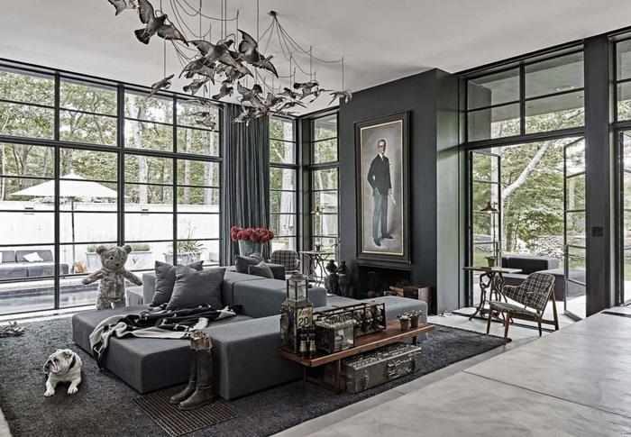 Sag Harbor P T Interiors Boutique Interior Design Firm New York City Paris